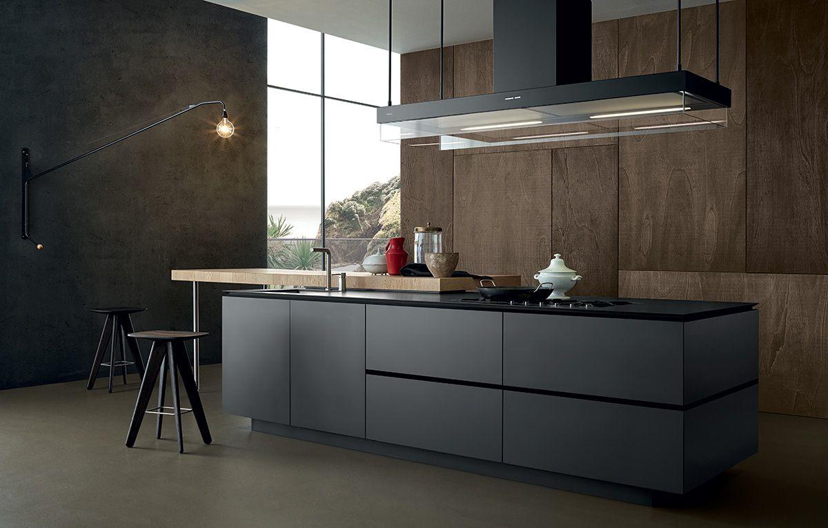 La cucina artex in stile contemporaneo | Arredare con stile