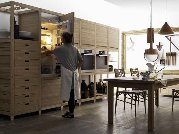 Valcucine Prezzi. Cucine Moderne Con Isola Prezzi Triseb With Cucine ...