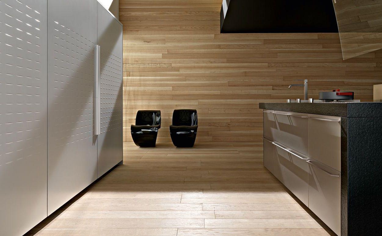 Una cucina sostenibile con il telaio in alluminio - Alicatado de cocina ...