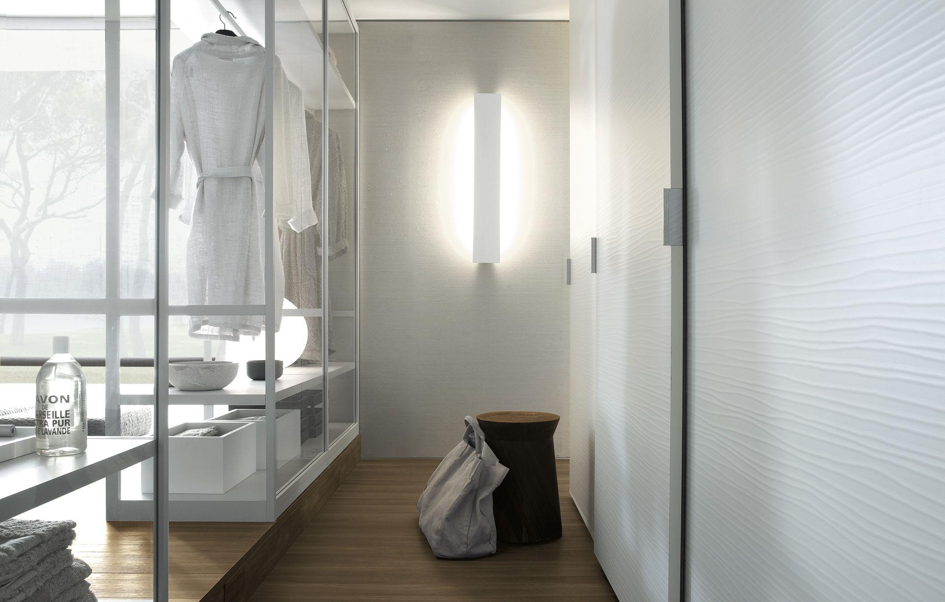 Ego la cabina armadio in vetro arredare con stile - Contenitori per cabina armadio ...