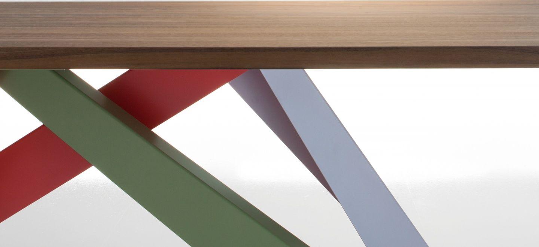 TAVOLO DA PRANZO BIG TABLE BY BONALDO | Arredare con stile