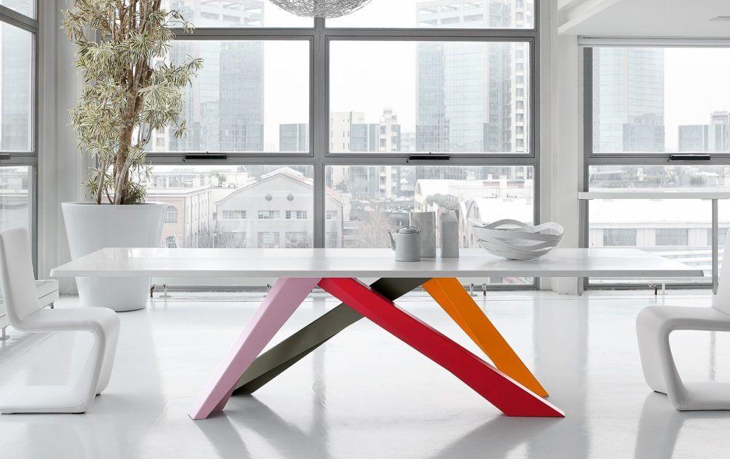 Tavolo da pranzo big table by bonaldo arredare con stile - Tavoli pranzo design ...