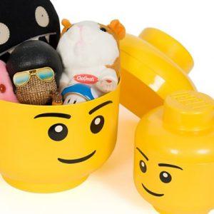 Contenitori e bottiglie firmati Lego