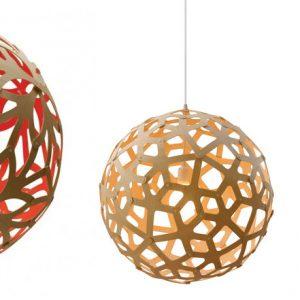 Le lampade a sospensione ispirate alla natura