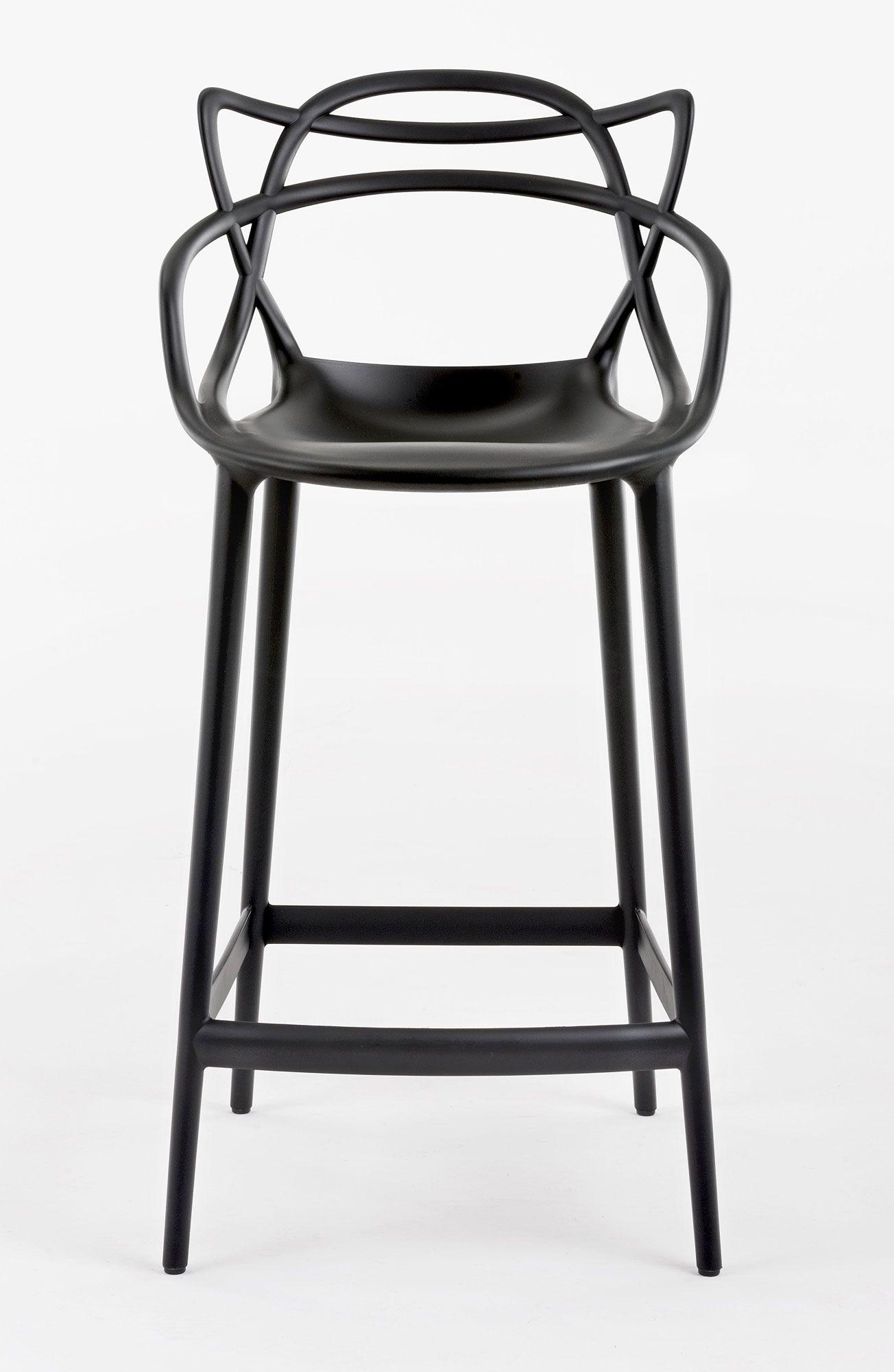 Sgabello master stool di kartell arredare con stile for Barhocker usa