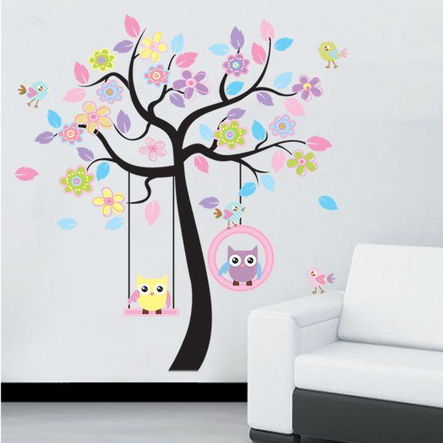 Le pareti di casa prendono vita con gli stickers murali for Stickers per muri