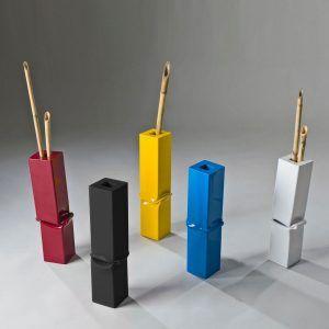 Vasi design da interno Under Pressure di Marco Ripa