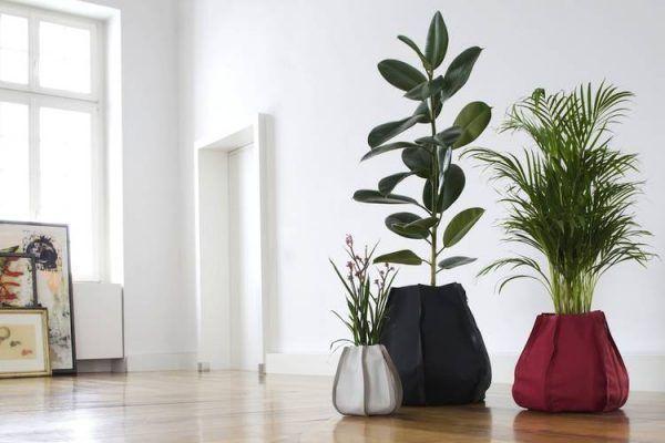 Vasi da terra per interni boiserie in ceramica per bagno - Vasi da interno moderni ...