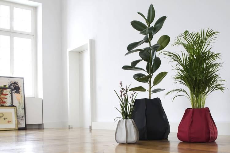 Vasi design per piante da interno urban garden arredare for Vasi design interno