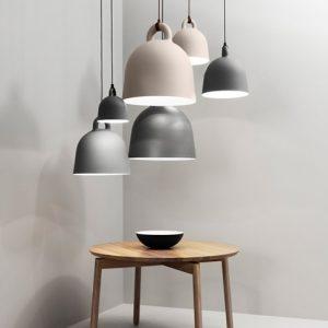 BELL LA LAMPADA DALLA FORMA ICONICA BY NORMANN COPENHAGEN