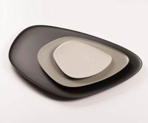 Namaste: i piatti di design del marchio Kartell