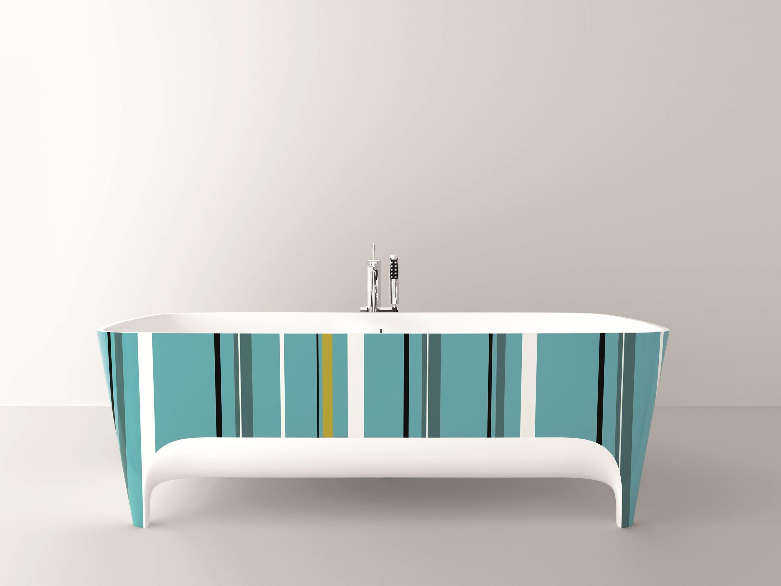Accademia la vasca da bagno freestanding di teuco for Accademia di design milano