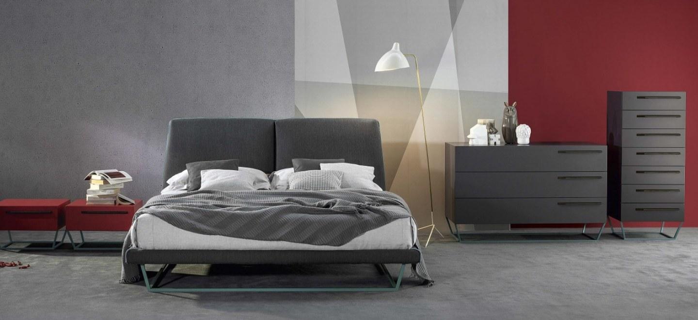 Stanze da letto in cartongesso - Abat jour camera da letto ...
