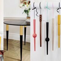 Cavalletti gambe e piedini personalizzati per tavoli e scrivanie arredare con stile - Piedini per mobili design ...
