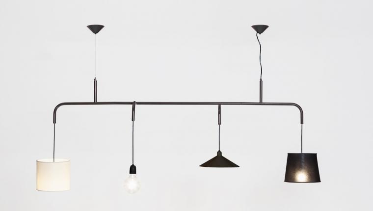 Lampada a sospensione design per tavolo da pranzo e living arredare con stile - Lampade sopra tavolo da pranzo ...