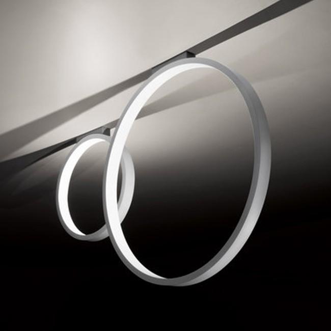 le lampade di design assolo a forma di anello di cini nils arredare con stile. Black Bedroom Furniture Sets. Home Design Ideas