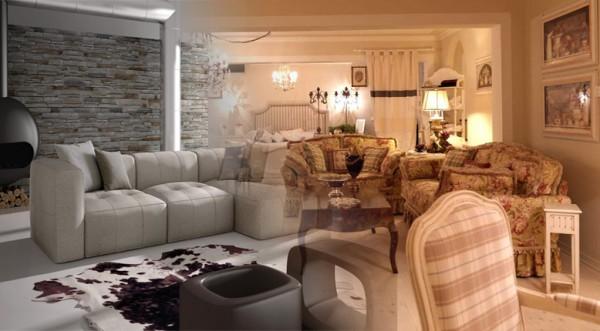Unire classico e moderno arredare con stile for Arredamento casa stile contemporaneo