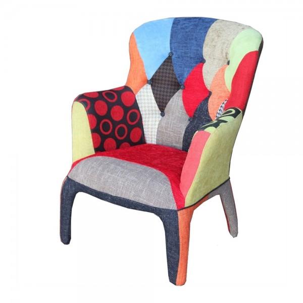 Le poltrone multicolor per ravvivare un ambiente arredare con stile - Poltrone vintage design ...