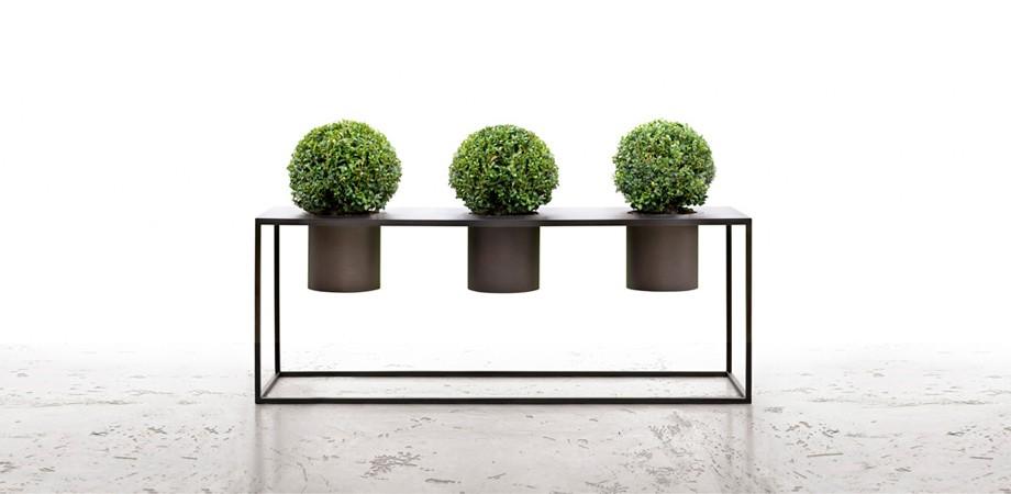 Vasi di design la nuova estetica delle fioriere de - Vasi piante design ...
