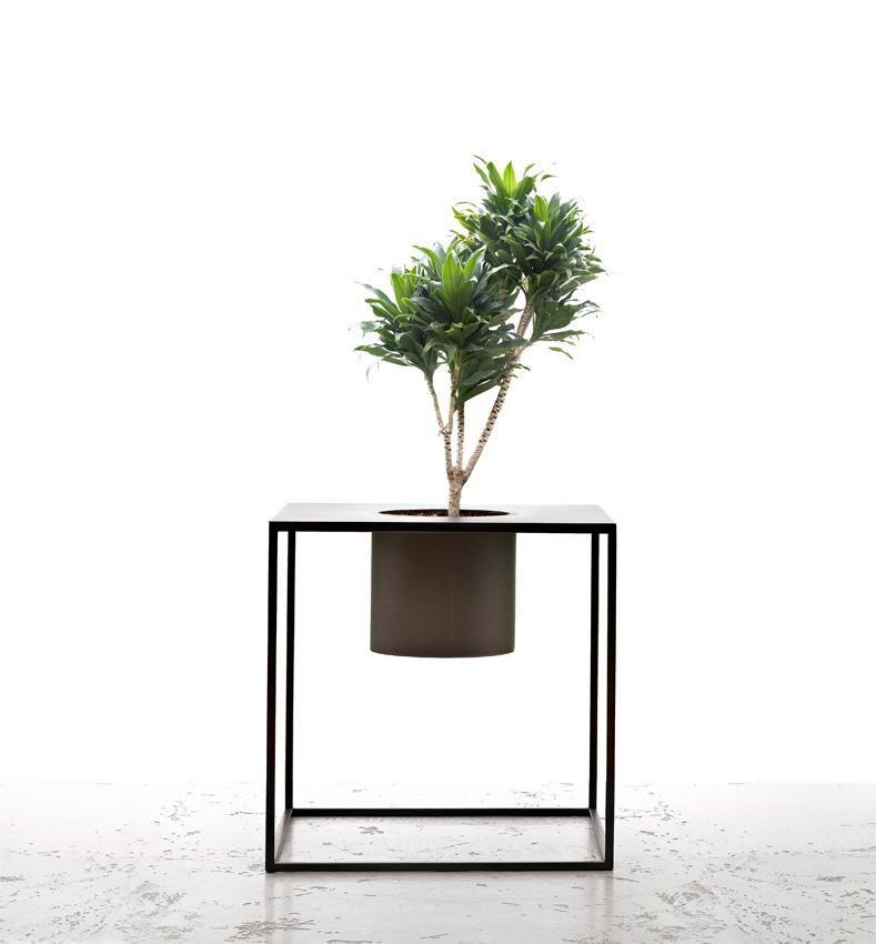Vasi di design la nuova estetica delle fioriere de for Vasi arredamento moderno
