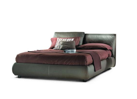 Raffinato e confortevole il letto malou di bontempi - Letto malou bontempi ...