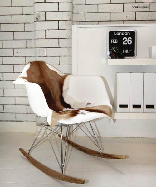 Favorito Plastic Armchair: le sedie in plastica di Charles Eames icone del  YQ85