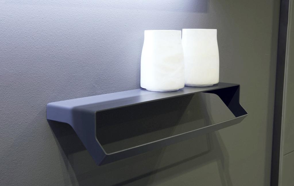 Gli accessori design per il bagno qgini di antonio lupi for Portasalviette bagno design
