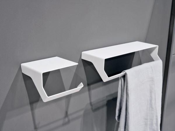 mensole design : mensole-portasalviette-design-qgini-antonio-lupi