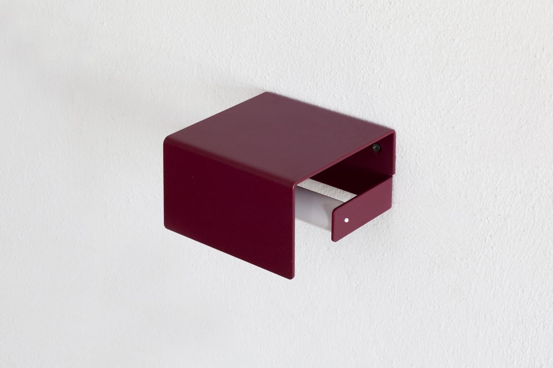 Gli accessori design per il bagno qgini di antonio lupi - Portarotolo bagno ...