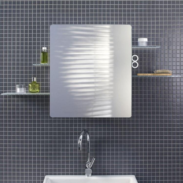 specchio contenitore per il bagno kali di authentics | arredare ... - Specchio Contenitore Per Bagno