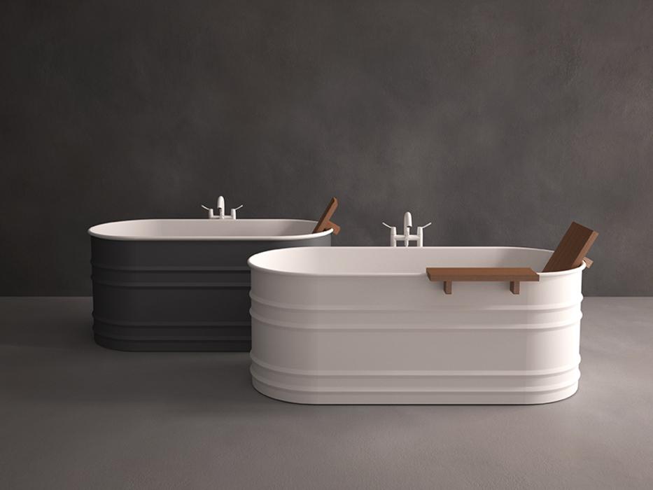 Vasca design centro stanza Vieques di Agape | Arredare con stile
