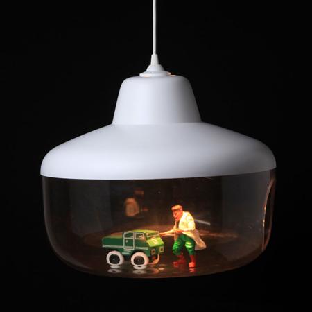 Illuminazione di design: la lampada a sospensione Favourite Things ...