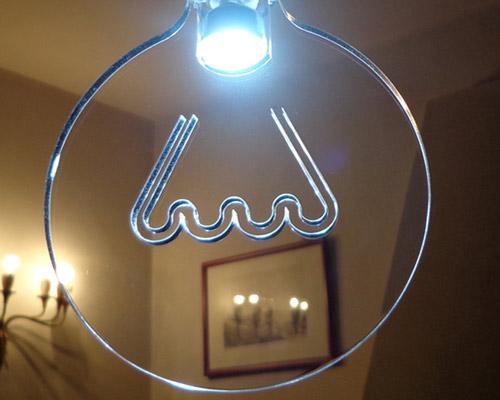 The light in the bubble: la luce evocativa tra classico e moderno  Arredare ...