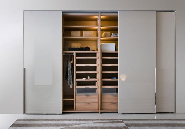 Arredare la camera da letto quando si ha poco spazio - Organizzare camera da letto ...
