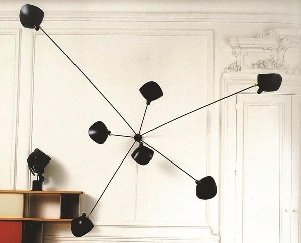 Lampade serge mouille: un must dell'illuminazione di design ...