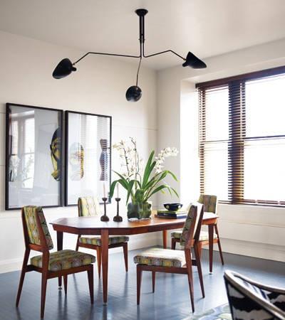 lampade serge mouille un must dell illuminazione di. Black Bedroom Furniture Sets. Home Design Ideas