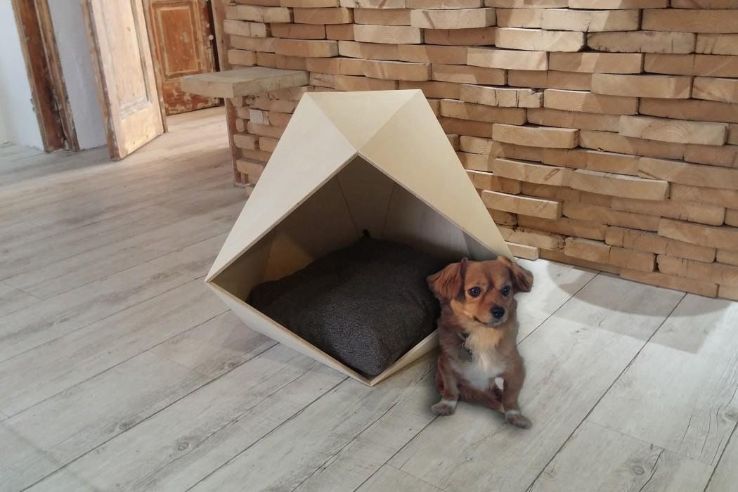 Polly hendrix dog house quando la cuccia di design for Cuccia cane ikea prezzo
