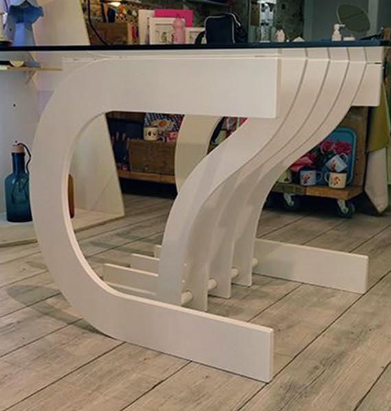 Tavolo da pranzo organ di makers design arredare con stile for Tavolo da pranzo design