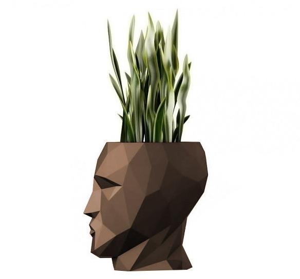 Fioriera adan per interno ed esterno un vaso per piante e for Piante per interni