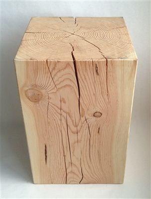 Arredare casa con i tavolini in tronco di legno naturale for Accessori casa design on line