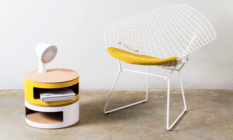 kork di linadura un contenitore modulare da utilizzare ovunque arredare con stile. Black Bedroom Furniture Sets. Home Design Ideas