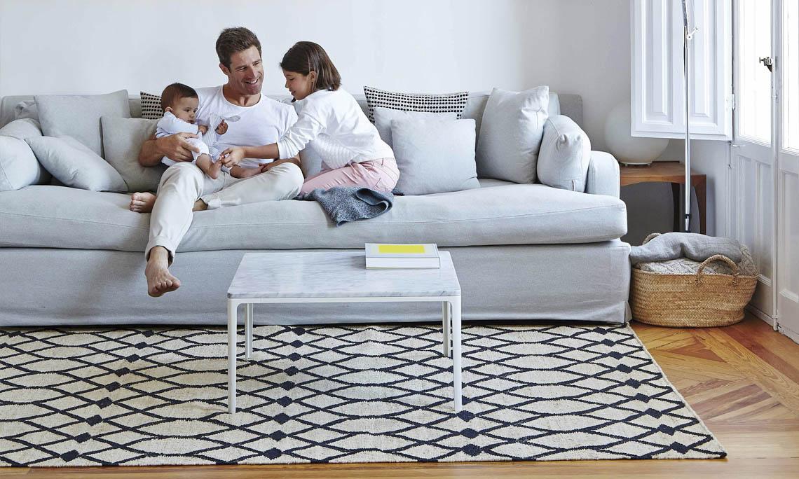 Tappeti Kilim Moderni : I tappeti kilim di gandia blasco arredare con stile