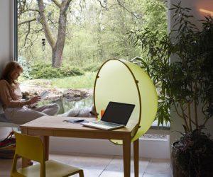 La scrivania perfetta per l'open space e per la stanza studio