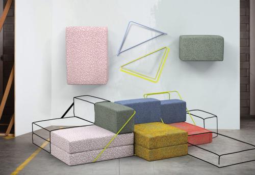 Rodolfo: Il divano dal design riconfigurabile di TheSign | Arredare ...