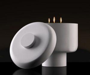 Kartell fragrances: la linea di candele profumate e diffusori che arredano