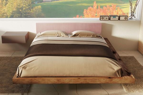 Camaleo di twils il sistema letto personalizzabile - Letto legno design ...