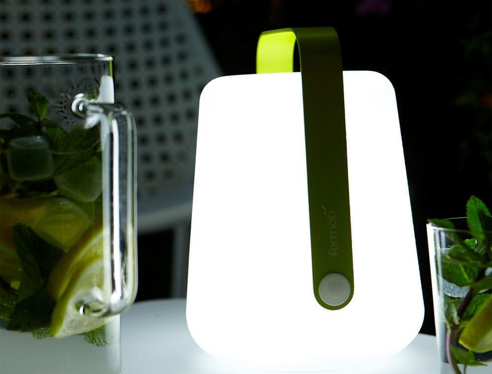 Lampada balad senza fili da esterno ed interno arredare con stile