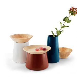 Vasi contenitori Silo: il design multifunzionale di IncipitLab