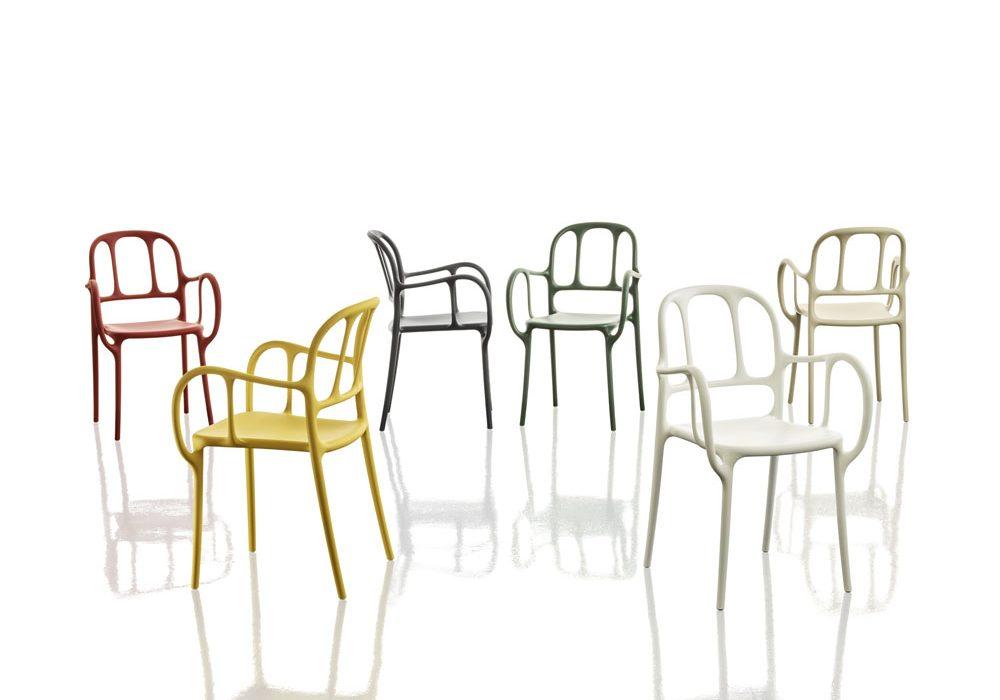 Novit 2016 la sedia mil di magis arredare con stile - La sedia di design ...