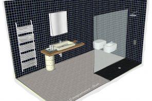 Realizzare un bagno moderno e funzionale sotto i 10 MQ